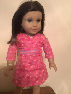 American Girl of the year doll Chrissa