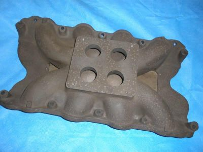 Purchase NOS 1969-1970 69 70 BOSS 429 Mustang NASCAR magnesium dominator intake manifold motorcycle in Manitowoc, Wisconsin, US, for US $2,999.00