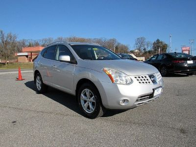 2008 Nissan Rogue S SULEV (Silver Ice Metallic)