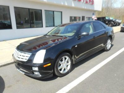 2005 Cadillac STS Base (Black)