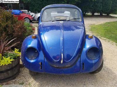 1972 Standard Beetle w/Title