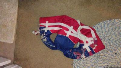 Spiderman Life Jacket
