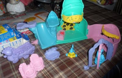 Little People Ariel Playset With Sound