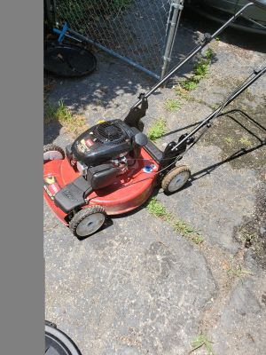 "Like new Toro 22"" self propelling push mower"
