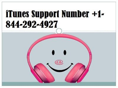 iTunes Technical Support 1-844-292-4927 iTunes Customer Service