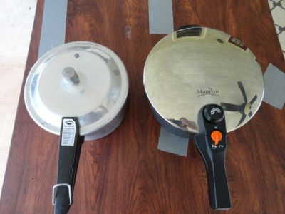 PRESSURE COOKERS (2 ea)