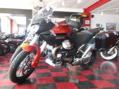 2016 Moto Guzzi Stelvio 1200 8V NTX ABS Touring Motorcycles Tulsa, OK