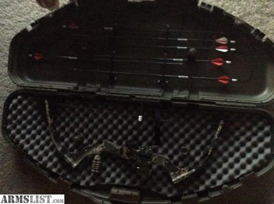 For Sale: Parker compound bow with extras