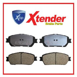 Buy Front CERAMIC Disc Brake Pads for Lexus ES300 ES330 Camry Avalon Solara Tacoma motorcycle in Miami, Florida, United States, for US $20.81