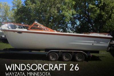 1990 Windsor Craft 26