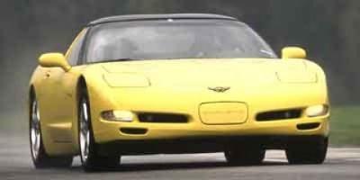 2003 Chevrolet Corvette Base (Medium Spiral Gray Metallic)
