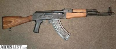 For Sale: Century Arms GP WASR 10 AK-47 AK47, Semi-automatic, 7.62X39mm, Hardwood Stock