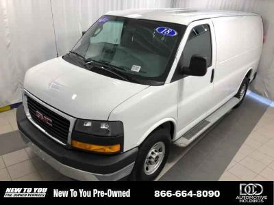 Used 2018 GMC Savana RWD 2500 135