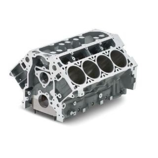 Supercharged LS9 6.2L Bare Block