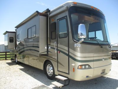 2007 Holiday Rambler ENDEAVOR 40SFT