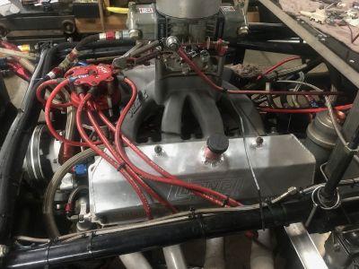 423 Cornett Ford engine