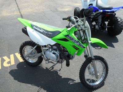 2019 Kawasaki KLX 110L Competition/Off Road Motorcycles Belvidere, IL