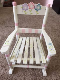 Adorable rocking chair
