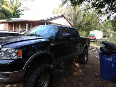 2005 f150 king ranch