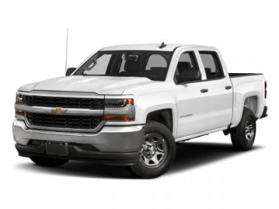 2018 Chevrolet Silverado 1500 LS Chevy Dealer Serving Portla (Summit White)
