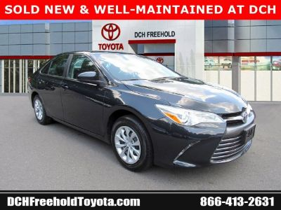 2016 Toyota Camry L (Cosmic Grey)