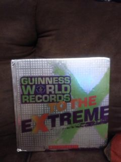 Guinness book of world records to the extreme