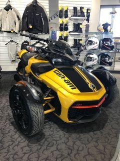 2017 Can-Am Spyder F3-S Daytona 500 SE6 Trikes Motorcycles Wasilla, AK