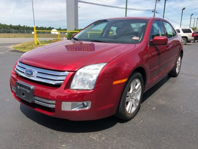 2006 Ford Fusion V6 SEL (Redfire)
