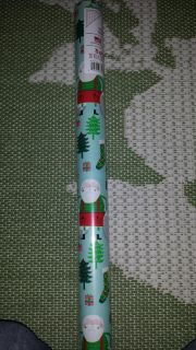 New 75 sq ft Heavyweight gift Wrap #1