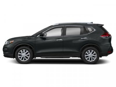 2019 Nissan Rogue SV (Magnetic Black Pearl)
