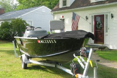 2011 Alumacraft Escape 145 CS
