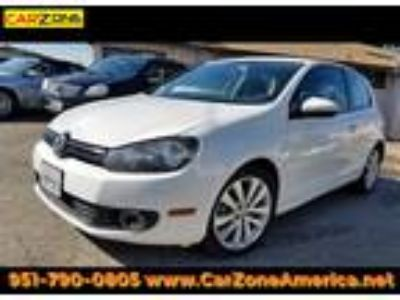 2012 Volkswagen Golf TDI 2.0L Diesel Turbo I4 140hp 236ft. lbs.