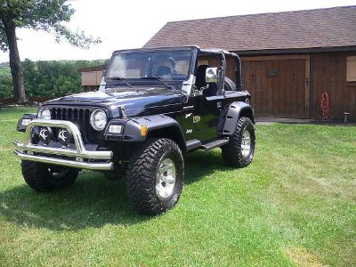 $2,254, Like New Convertible Jeep Wrangler