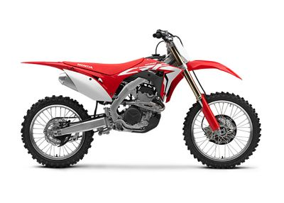 2018 Honda CRF250R Motocross Motorcycles Lakeport, CA