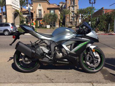 2018 Kawasaki NINJA ZX-6R ABS SuperSport Motorcycles Marina Del Rey, CA