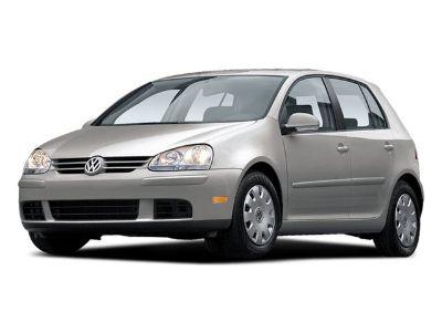 2009 Volkswagen Rabbit S (Black)