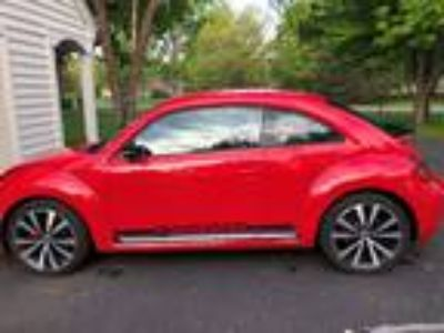 2012 Volkswagen Beetle 2dr Coupe for Sale by Owner