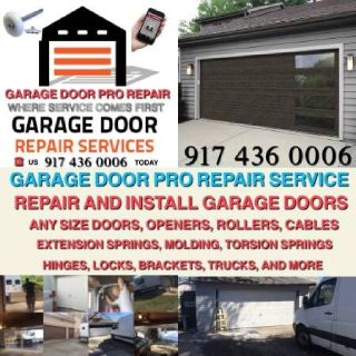 garage door repair and installation service New York and Long Island