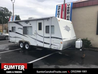 2007 DUTCHMAN Aerolite 18FS Travel Trailer (White)