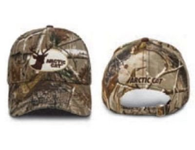 Find New Arctic Cat Deerhead Camo Adjustable Cap - Part 5253-142 motorcycle in Spicer, Minnesota, United States, for US $19.95