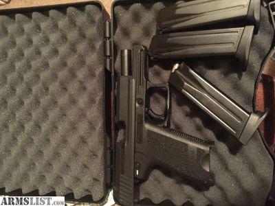 For Sale: WTS/WTT HK USP .40 Compact