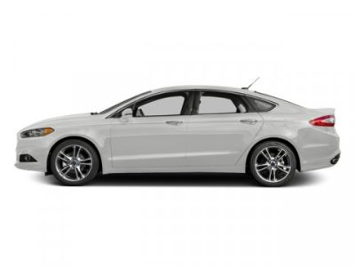 2016 Ford Fusion Titanium (White Platinum Metallic Tri-Coat)