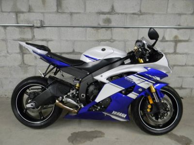2014 Yamaha YZF-R6 SuperSport Motorcycles Springfield, MA
