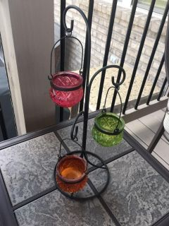 Pier 1 imports citronella candle holder
