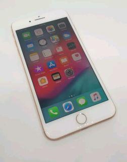 Rose Gold Apple iPhone 8 Plus - 256GB