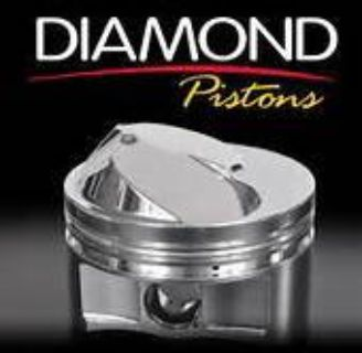 FORGED PISTONS-DIAMOND-BEST in the BUSINESS-WE HAVE BEST $$$