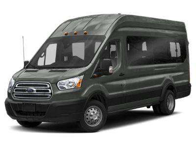 2019 Ford Transit Passenger Wagon (White)