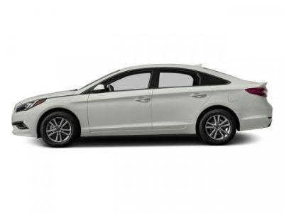 2016 Hyundai Sonata SE (Quartz White Pearl)