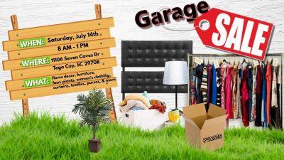 Large Garage Sale!