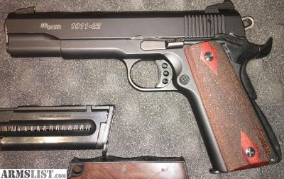 For Sale/Trade: 1911-22s: one Sig Sauer and one GSG